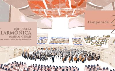 Collaborazioni 2020 con la Orquestra Filarmônica de Minas Gerais