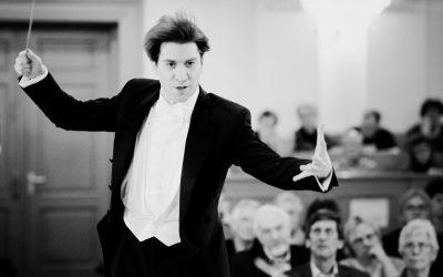 Alessandro Crudele in Belgrade as Principal Guest Conductor
