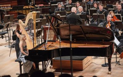 2020 Présences Festival's opening concert with Vanessa Benelli Mosell